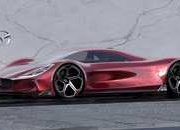 You Have to Check Out This Mazda RX-10 Vision Longtail Supercar for Le Mans - image 895790