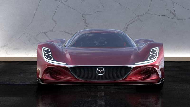 You Have to Check Out This Mazda RX-10 Vision Longtail Supercar for Le Mans