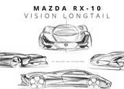 You Have to Check Out This Mazda RX-10 Vision Longtail Supercar for Le Mans - image 895785