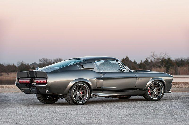 1967 Shelby GT500CR Carbon Fiber By Classic Recreations and SpeedKore