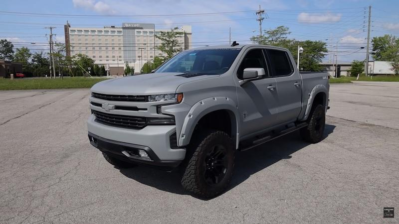 Are You Willing To Spend $80,000 On a 2020 Chevrolet Silverado RST?