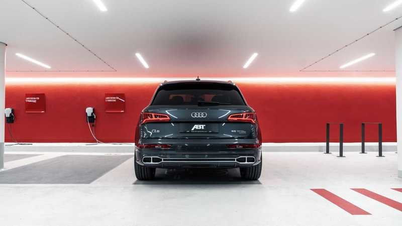 2020 Audi Q5 55 TFSIe by ABT – The First ABT-Branded Hybrid You Can Buy
