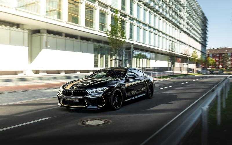 2020 BMW M8 Competition MH8 800 by Manhart - The Fastest 8 Series In the World