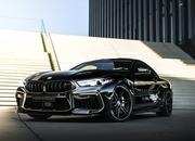 2020 BMW M8 Competition MH8 800 by Manhart - The Fastest 8 Series In the World - image 907322