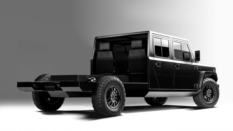 Bollinger Unveils Class 3 Electric Chassis Cab - image 901122