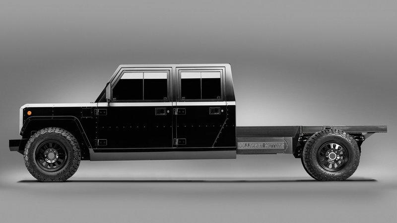 Bollinger Unveils Class 3 Electric Chassis Cab