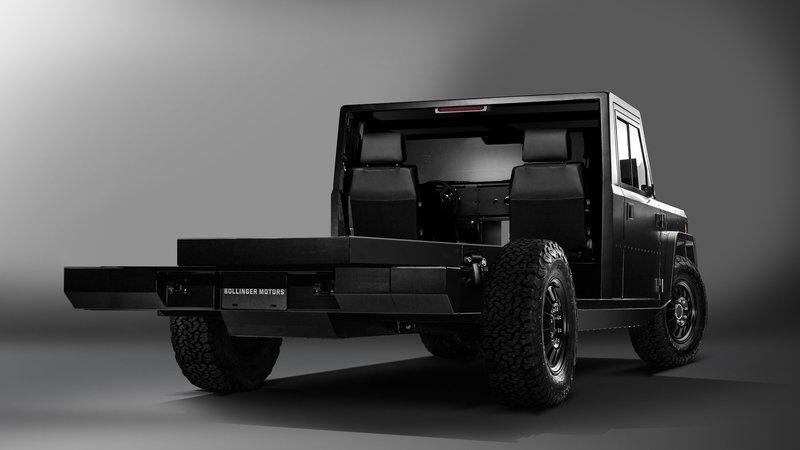 Bollinger Unveils Class 3 Electric Chassis Cab - image 901127