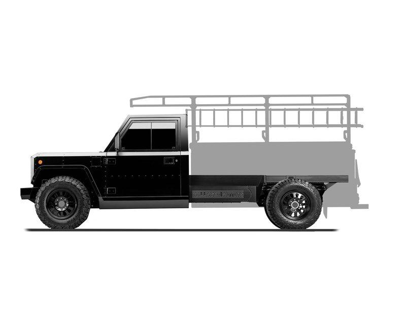 Bollinger Unveils Class 3 Electric Chassis Cab - image 901128