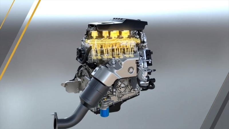 Cadillac's Giant Four-Cylinder Engine Explained