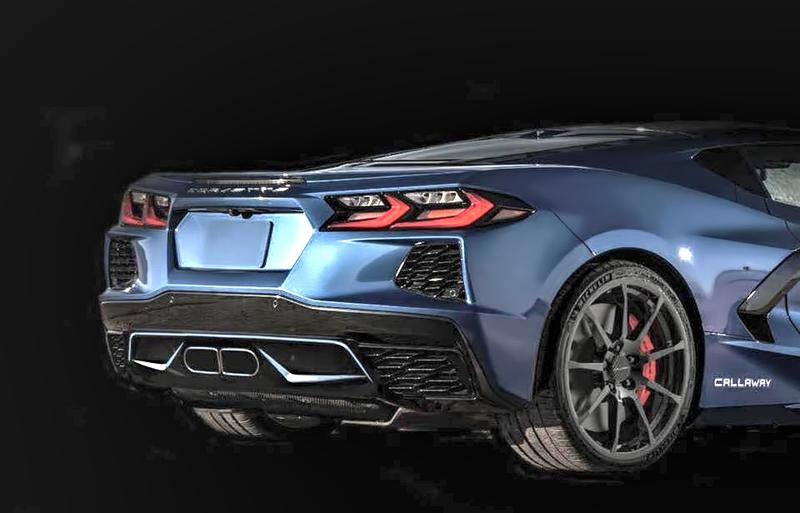 Callaway Is Working on a Body Kit for the C8 Chevy Corvette, And You'll Probably Want It! - image 907511