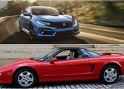 Can the Original NSX Keep Up With a Modern Civic Type R? - image 907999