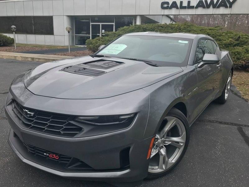 2020 Chevrolet Camaro SC630 by Callaway - Near ZL1 Power $10k Cheaper