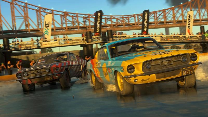 Dirt 5 Has Been Announced With Cross-Gen Capability