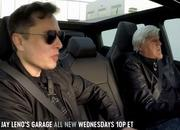 Elon Musk and Jay Leno Cruising in the Tesla Cybertruck Is Painfully Blissful - image 908072