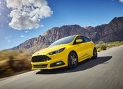 Ford Actually Believes That the Focus ST Is Better Than the Volkswagen Golf GTI - image 908005