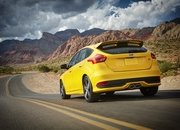 Ford Actually Believes That the Focus ST Is Better Than the Volkswagen Golf GTI - image 908004