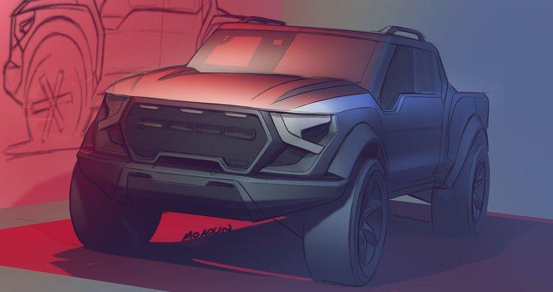 Ford F-150 Raptor Rendering Looks Good In All the Right Places