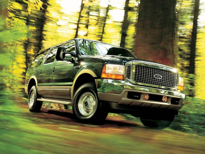 Ford Renews The 'Excursion' Trademark - image 901142