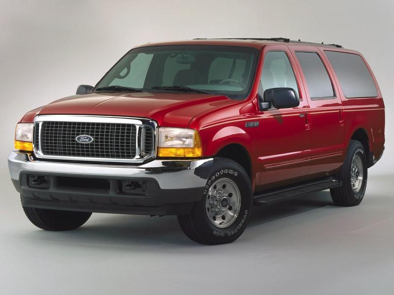 Ford Renews The 'Excursion' Trademark - image 901145