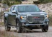 GMC Reveals The 2021 Canyon Denali's 'Heroic Grille' - image 899747