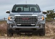 GMC Reveals The 2021 Canyon Denali's 'Heroic Grille' - image 899749