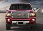 GMC Reveals The 2021 Canyon Denali's 'Heroic Grille' - image 899750