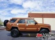 You Could Definitely Survive the Apocalypse With This Custom Toyota 4Runner - image 906841