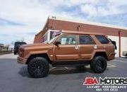 You Could Definitely Survive the Apocalypse With This Custom Toyota 4Runner - image 906845