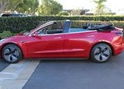 How Do You Feel About A Tesla Model 3 Convertible? - image 907721