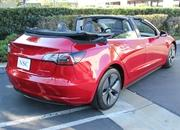 How Do You Feel About A Tesla Model 3 Convertible? - image 907723