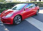 How Do You Feel About A Tesla Model 3 Convertible? - image 907725