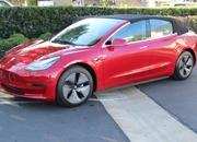 How Do You Feel About A Tesla Model 3 Convertible? - image 907726