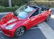 How Do You Feel About A Tesla Model 3 Convertible? - image 907719