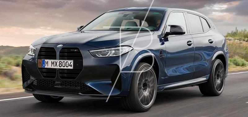 How Does This Rendering of the BMW X8 M Sit on Your Conscience?