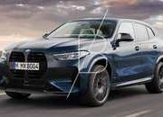 How Does This Rendering of the BMW X8 M Sit on Your Conscience? - image 904896