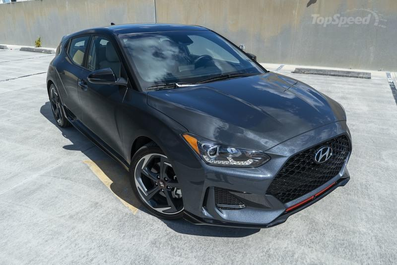 2020 Hyundai Veloster Turbo - Driven Exterior - image 907889