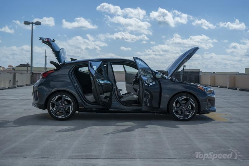 2020 Hyundai Veloster Turbo - Driven Exterior - image 907944