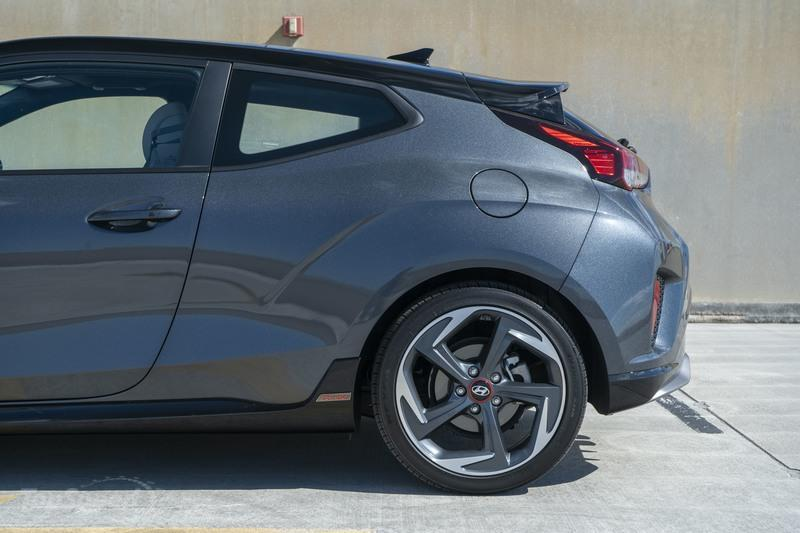 2020 Hyundai Veloster Turbo - Driven Exterior - image 907951