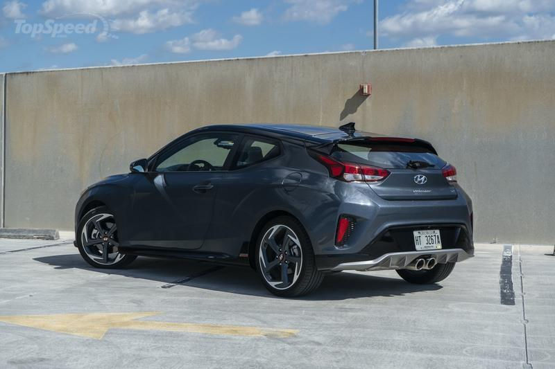 2020 Hyundai Veloster Turbo - Driven Exterior - image 907955