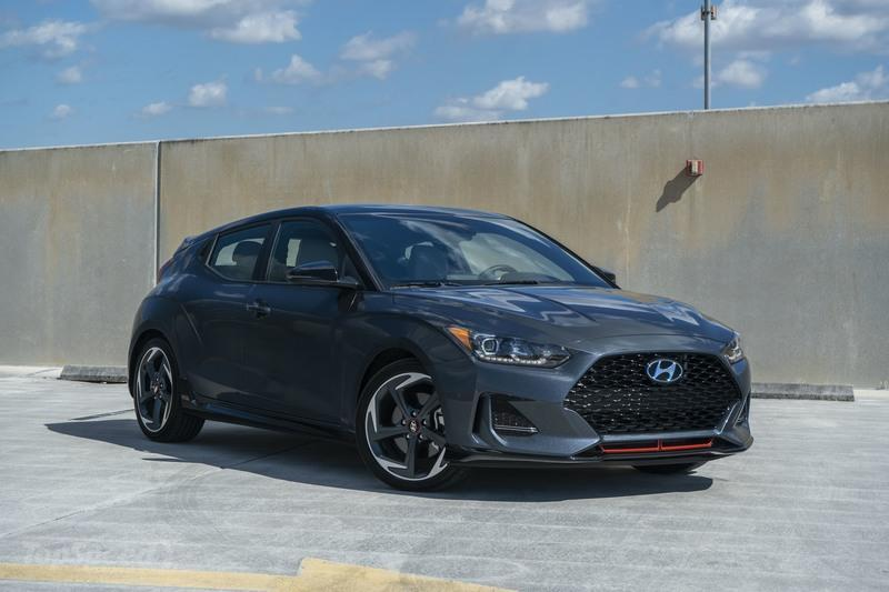 2020 Hyundai Veloster Turbo - Driven Exterior - image 907956