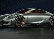 If This Porsche Cyber 677 Concept Is the Future Porsche 911, We Need a Time Machine - image 907464