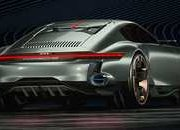 If This Porsche Cyber 677 Concept Is the Future Porsche 911, We Need a Time Machine - image 907467