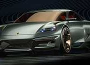 If This Porsche Cyber 677 Concept Is the Future Porsche 911, We Need a Time Machine - image 907468