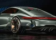 If This Porsche Cyber 677 Concept Is the Future Porsche 911, We Need a Time Machine - image 907469