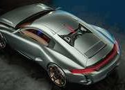 If This Porsche Cyber 677 Concept Is the Future Porsche 911, We Need a Time Machine - image 907470