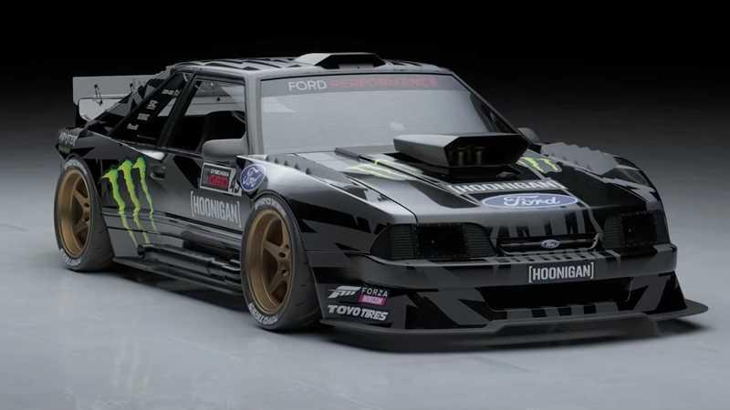 Ken Block's Latest Video Showcases the Hoonifox and Hints at a Miami-Based Gymkhana Episode
