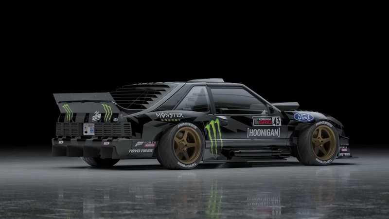 Ken Block's Latest Video Showcases the Hoonifox and Hints at a Miami-Based Gymkhana Episode Exterior - image 899483