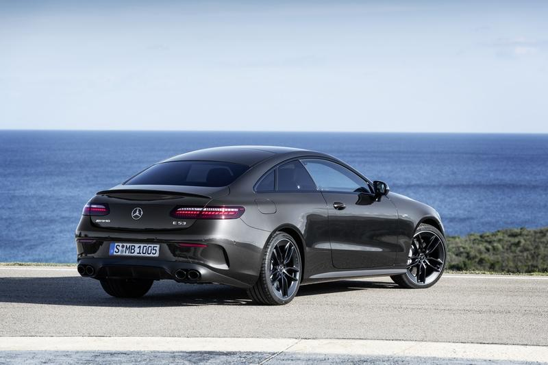 The new Mercedes-AMG E53 Coupe looks just as hot as the E63 Exterior - image 908371