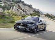 The new Mercedes-AMG E53 Coupe looks just as hot as the E63 - image 908388