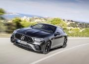 The new Mercedes-AMG E53 Coupe looks just as hot as the E63 - image 908391